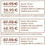 oferta de tarima de elondo para suelos de interior