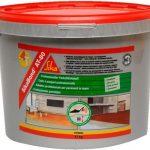Como emplear el adhesivo Sika At80 para pegar suelos de madera maciza sobre la solera