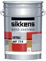 Cetol WF711 de Sikkens para evitar tener que lijar la tarima exteriror