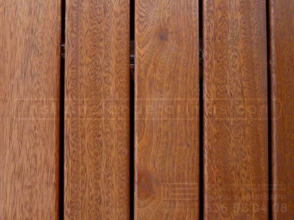 foto de instalación de tarima exterior de Elondo
